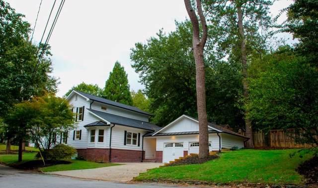 1077 Mantissa Street, Atlanta, GA 30318 (MLS #6634230) :: Charlie Ballard Real Estate