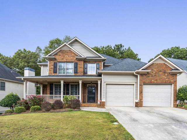 110 Yorkshire Lane, Villa Rica, GA 30180 (MLS #6634247) :: Charlie Ballard Real Estate