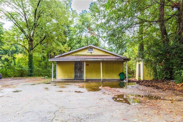 2134 Martin Luther King Jr Drive SW, Atlanta, GA 30310 (MLS #6634259) :: Kennesaw Life Real Estate