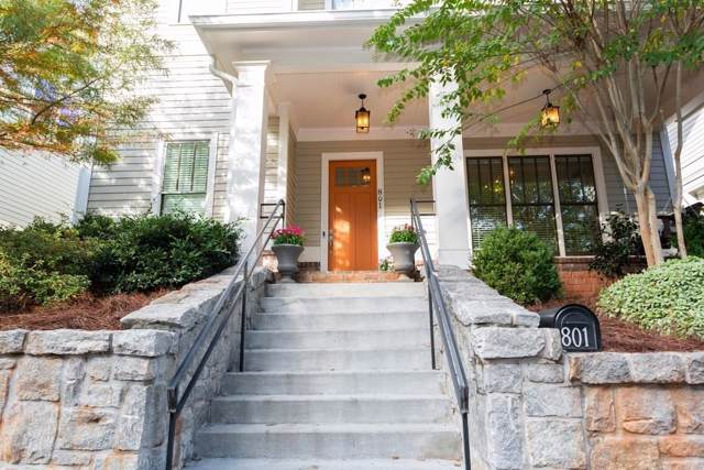 801 Cherokee Avenue SE, Atlanta, GA 30315 (MLS #6634263) :: North Atlanta Home Team