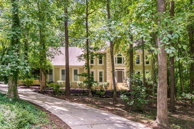 3320 Hopewell Chase Drive, Alpharetta, GA 30004 (MLS #6634265) :: The Zac Team @ RE/MAX Metro Atlanta