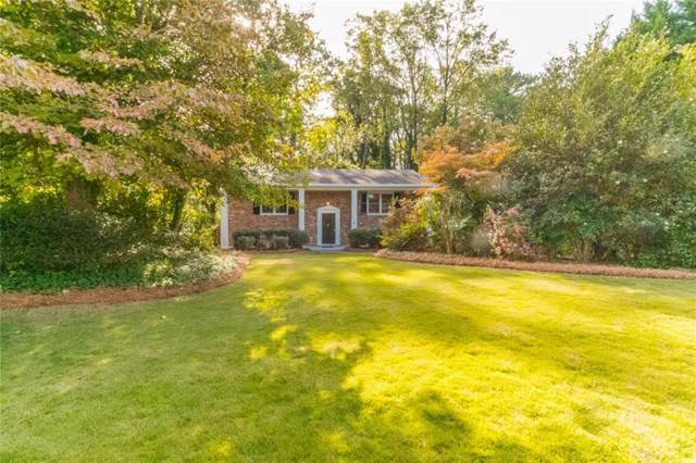 1611 Old Spring House Lane, Atlanta, GA 30338 (MLS #6634316) :: Path & Post Real Estate