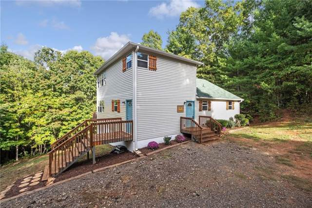 392 Fireside Ridge Drive, Dahlonega, GA 30533 (MLS #6634318) :: The Heyl Group at Keller Williams