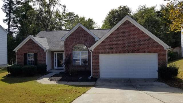 3560 Hamilton Creek Trail, Buford, GA 30519 (MLS #6634335) :: RE/MAX Paramount Properties