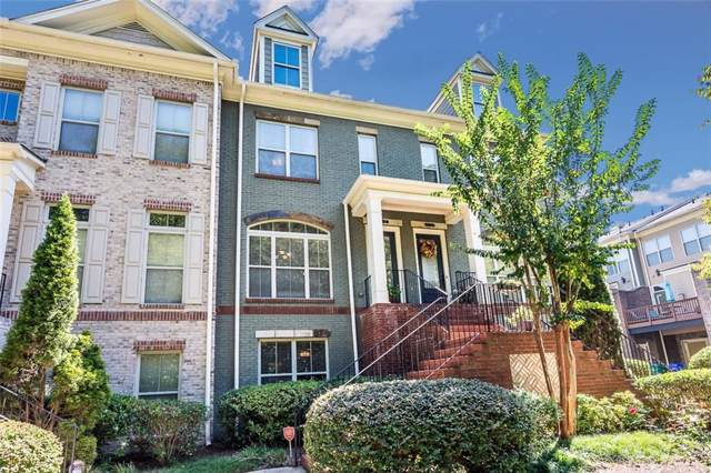 1736 Breyerton Drive NE #12, Atlanta, GA 30329 (MLS #6634342) :: Path & Post Real Estate