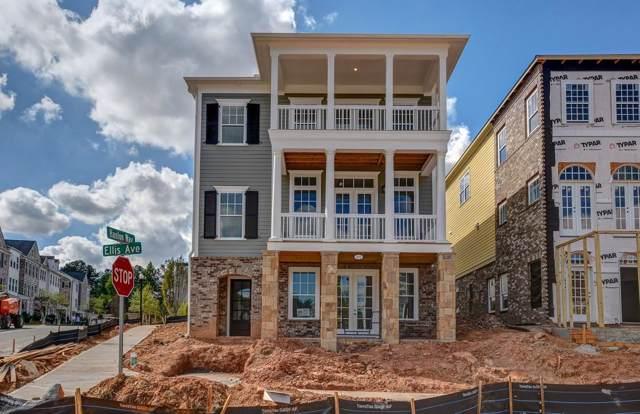 225 Thompson Street, Alpharetta, GA 30009 (MLS #6634354) :: Path & Post Real Estate