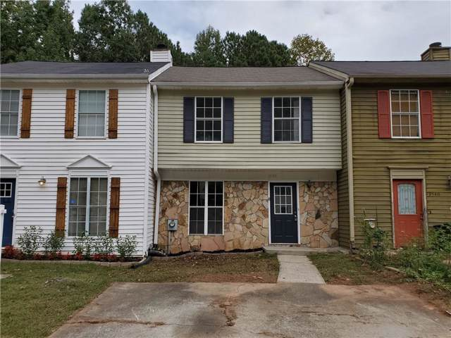 3542 Kennesaw Station Drive NW, Kennesaw, GA 30144 (MLS #6634361) :: Path & Post Real Estate
