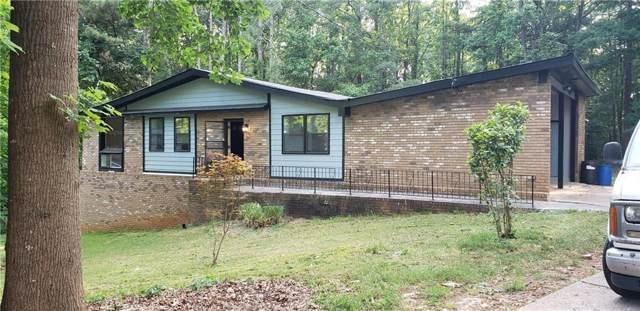 1041 Mountain Woods Court, Stone Mountain, GA 30087 (MLS #6634363) :: RE/MAX Prestige