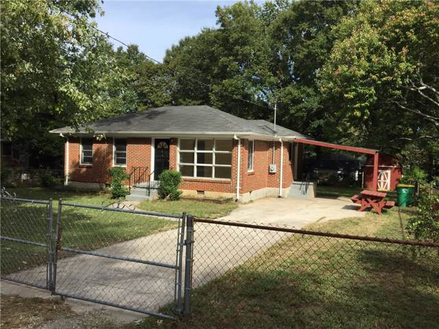 802 Dennis Drive, Forest Park, GA 30297 (MLS #6634391) :: North Atlanta Home Team