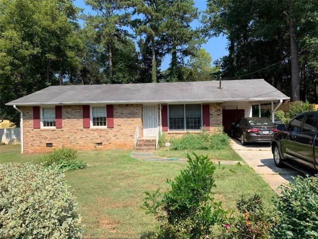 473 Hurt Road SE, Smyrna, GA 30082 (MLS #6634403) :: North Atlanta Home Team