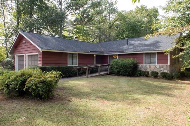 160 W Crossville Road, Roswell, GA 30075 (MLS #6634405) :: Todd Lemoine Team