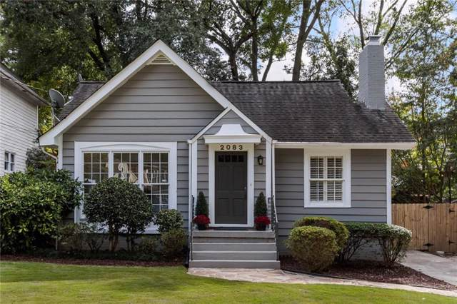 2083 Howard Circle NE, Atlanta, GA 30307 (MLS #6634412) :: North Atlanta Home Team