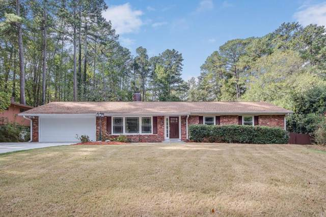 3428 Regalwoods Drive, Atlanta, GA 30340 (MLS #6634431) :: The Hinsons - Mike Hinson & Harriet Hinson