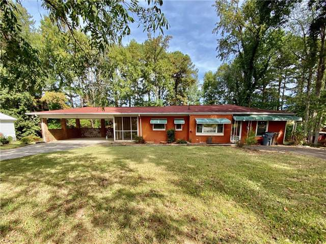 170 Greenway Park Drive, Mcdonough, GA 30253 (MLS #6634433) :: The Heyl Group at Keller Williams
