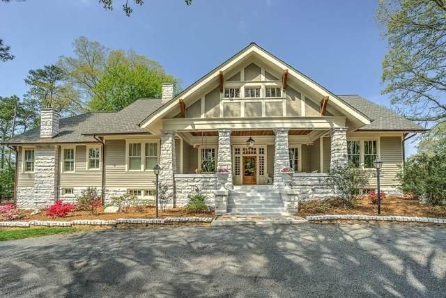 422 S Main Street, Jasper, GA 30143 (MLS #6634438) :: Todd Lemoine Team