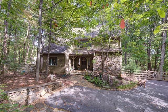 120 Petit Ridge Drive, Big Canoe, GA 30143 (MLS #6634453) :: The Cowan Connection Team