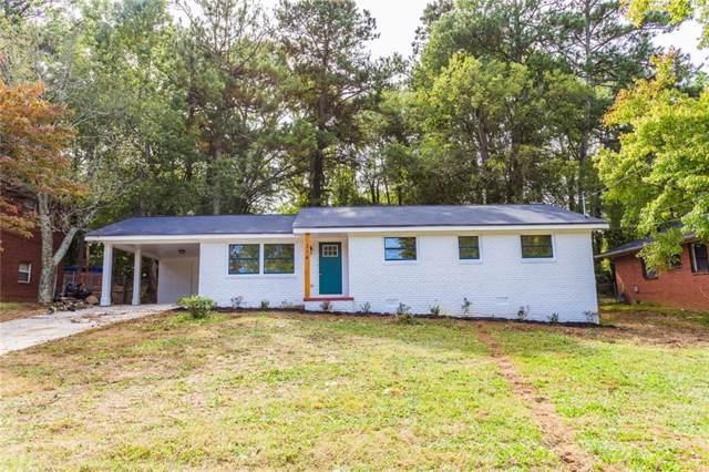 214 Judy Lane SW, Atlanta, GA 30315 (MLS #6634468) :: RE/MAX Prestige