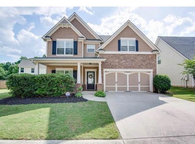 4072 Creekrun Circle, Buford, GA 30519 (MLS #6634487) :: Compass Georgia LLC