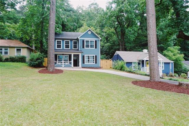 960 Gaston Street SW, Atlanta, GA 30310 (MLS #6634500) :: The Justin Landis Group