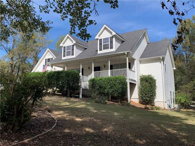 7895 Trailside Way, Gainesville, GA 30506 (MLS #6634504) :: The Heyl Group at Keller Williams