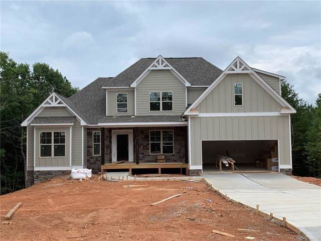 617 Red Leaf Way, Canton, GA 30114 (MLS #6634541) :: The North Georgia Group