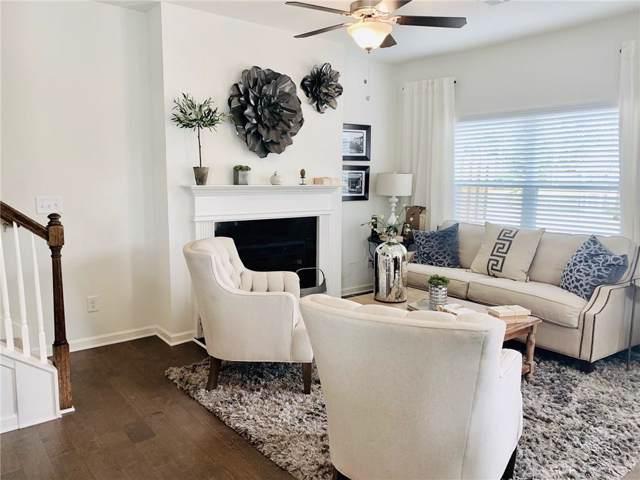 1017 Belfry Terrace #1001, Fairburn, GA 30213 (MLS #6634542) :: Charlie Ballard Real Estate