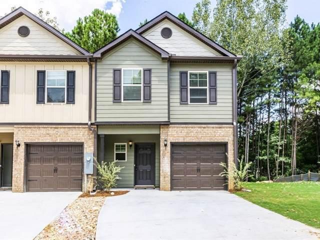 6006 Oak Bend Court #4, Riverdale, GA 30296 (MLS #6634549) :: North Atlanta Home Team