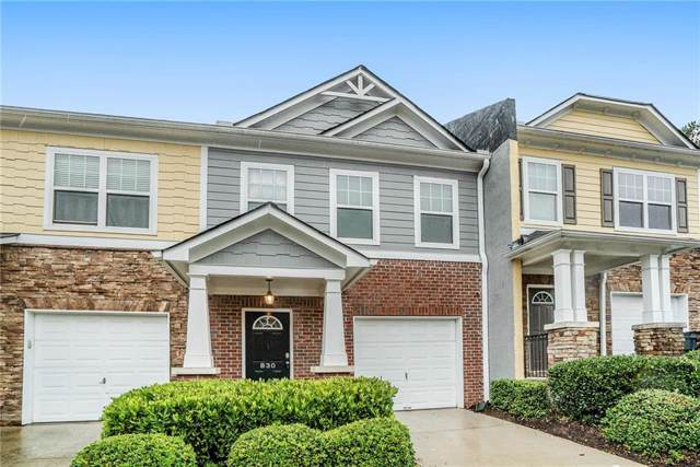 830 Arbor Gate Lane, Lawrenceville, GA 30044 (MLS #6634568) :: RE/MAX Paramount Properties