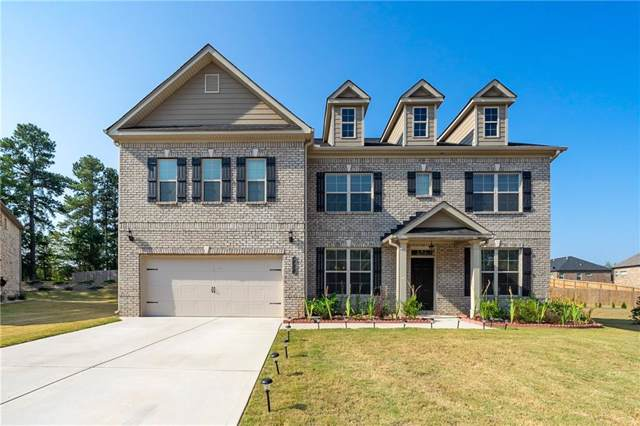244 Sawyer Farm Drive, Grayson, GA 30017 (MLS #6634583) :: North Atlanta Home Team