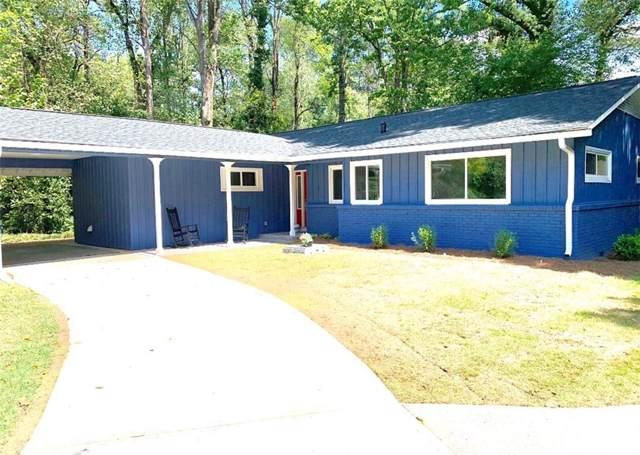 6369 Cherry Tree Lane, Sandy Springs, GA 30328 (MLS #6634584) :: The North Georgia Group
