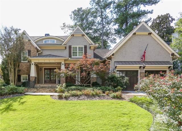 509 Pine Tree Drive NE, Atlanta, GA 30305 (MLS #6634596) :: RE/MAX Paramount Properties