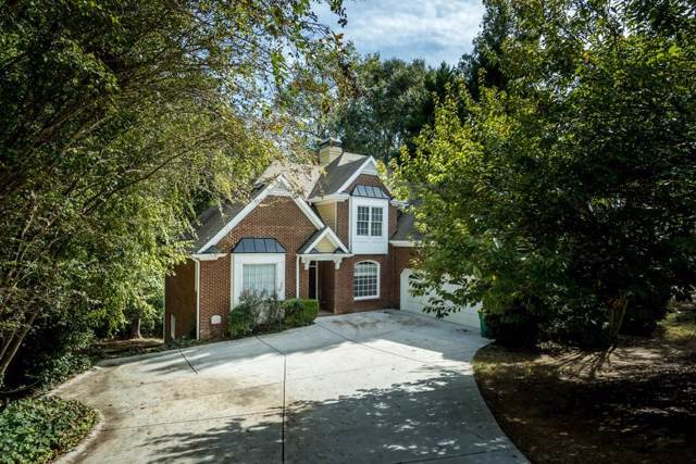 4091 Hickory Fairway Drive, Woodstock, GA 30188 (MLS #6634617) :: North Atlanta Home Team