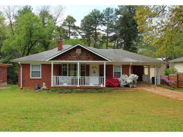 1939 Camellia Drive, Decatur, GA 30032 (MLS #6634645) :: Community & Council
