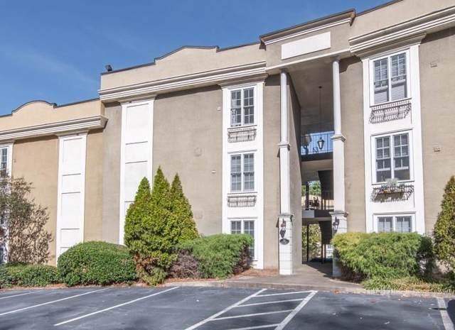 1445 Monroe Drive NE G7, Atlanta, GA 30324 (MLS #6634767) :: RE/MAX Paramount Properties