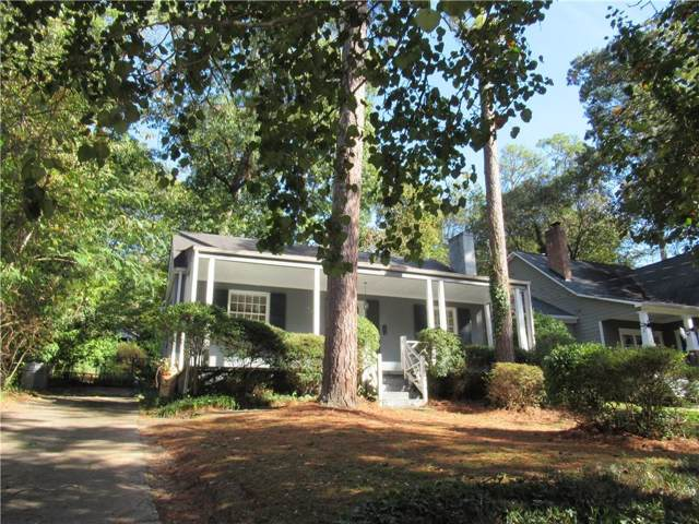 219 Kathryn Avenue, Decatur, GA 30030 (MLS #6634769) :: Dillard and Company Realty Group