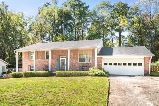 608 Forest Lake Drive N, Macon, GA 31210 (MLS #6634779) :: North Atlanta Home Team