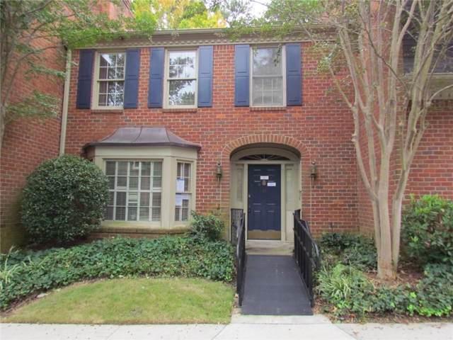 11 Plantation Drive NE #11, Atlanta, GA 30324 (MLS #6634802) :: RE/MAX Paramount Properties