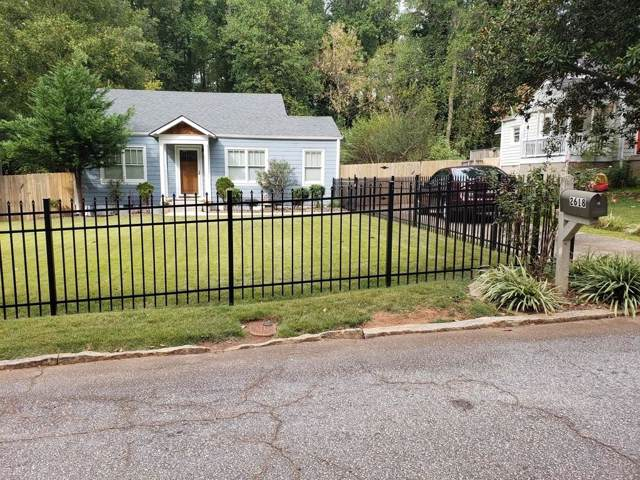 2618 Charlesgate Avenue, Decatur, GA 30030 (MLS #6634806) :: Charlie Ballard Real Estate