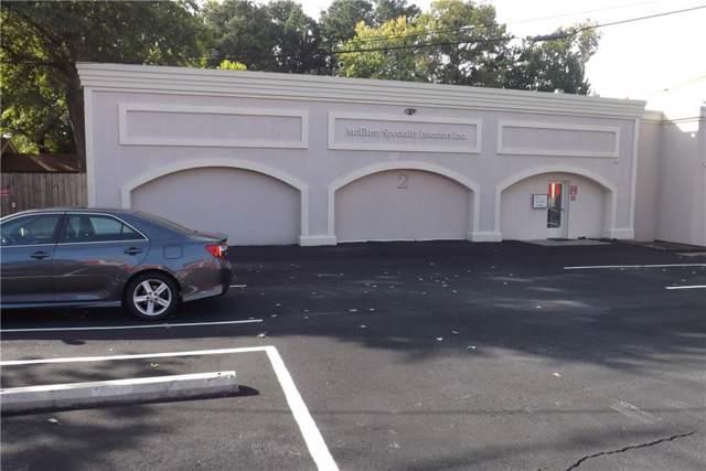 130 Dodd Street SE Bldg 2, Marietta, GA 30060 (MLS #6634815) :: North Atlanta Home Team