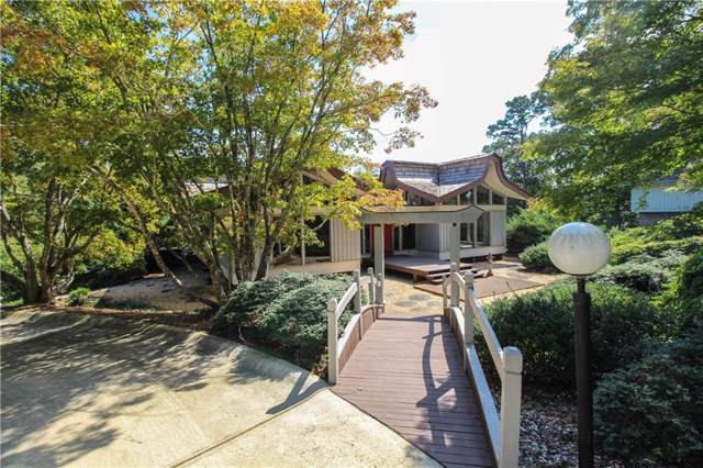 91 Overlook Drive, Gainesville, GA 30506 (MLS #6634820) :: North Atlanta Home Team