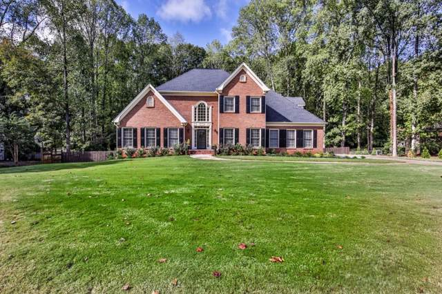 5535 Oakwood Drive, Smoke Rise, GA 30087 (MLS #6634875) :: The Heyl Group at Keller Williams
