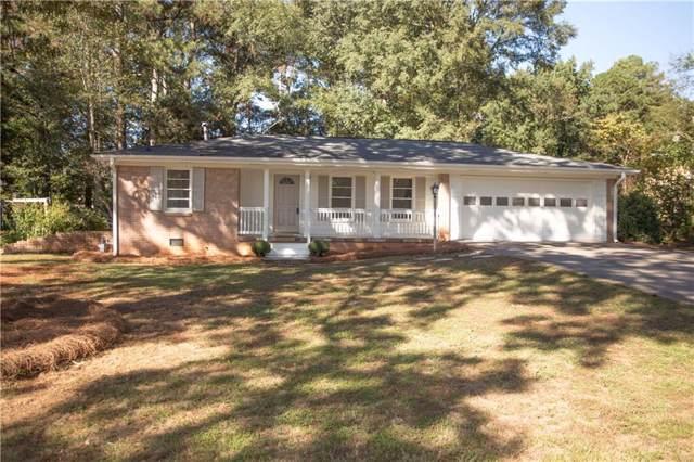 5593 Laurel Lane NW, Lilburn, GA 30047 (MLS #6634877) :: RE/MAX Paramount Properties