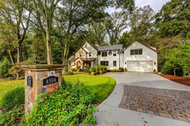 4584 Meadow Valley Drive, Atlanta, GA 30342 (MLS #6634956) :: Rock River Realty