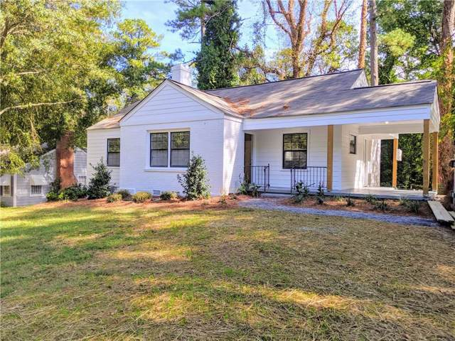 1182 Chatham Avenue SW, Atlanta, GA 30311 (MLS #6634962) :: RE/MAX Paramount Properties