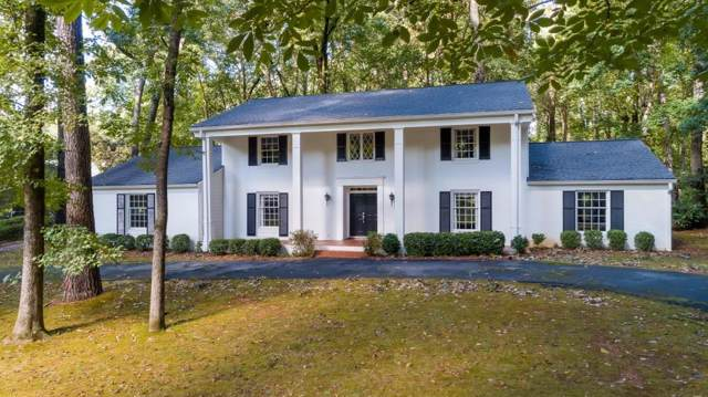 1930 Old Dominion Drive, Sandy Springs, GA 30350 (MLS #6634969) :: Team RRP | Keller Knapp, Inc.