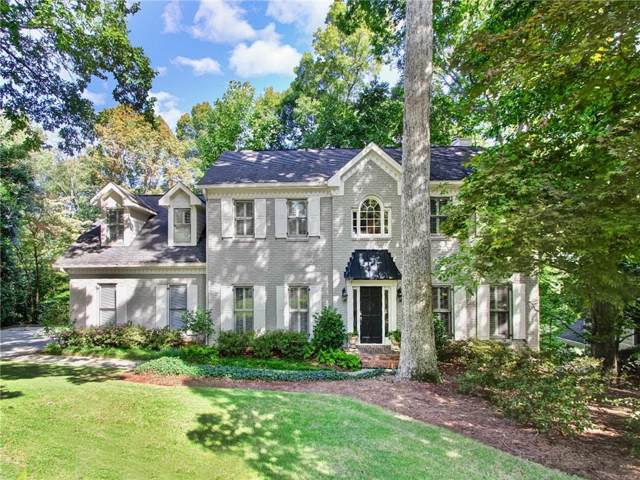 230 Inland Ridge Way, Sandy Springs, GA 30342 (MLS #6634975) :: KELLY+CO