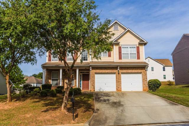 8826 Lakecrest Way, Union City, GA 30291 (MLS #6634980) :: The Heyl Group at Keller Williams