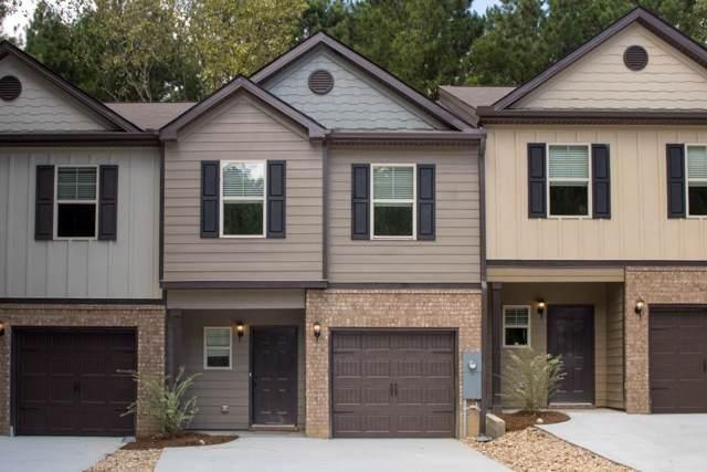 6026 Oak Bend Court #10, Riverdale, GA 30296 (MLS #6634990) :: North Atlanta Home Team