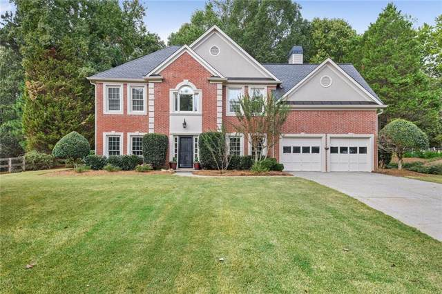 2400 Rose Walk Drive, Alpharetta, GA 30005 (MLS #6635021) :: North Atlanta Home Team