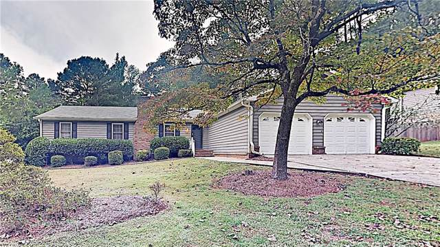 1561 Bentwood Drive SW, Lilburn, GA 30047 (MLS #6635025) :: North Atlanta Home Team